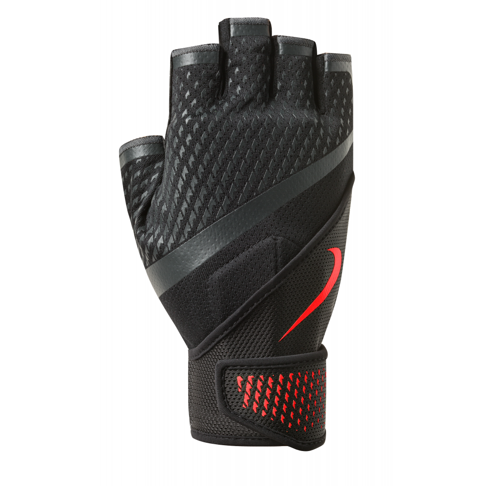 Nike Men S Destroyer Training Gloves: Nike Mens Destroyer Training Gloves In Black/Red