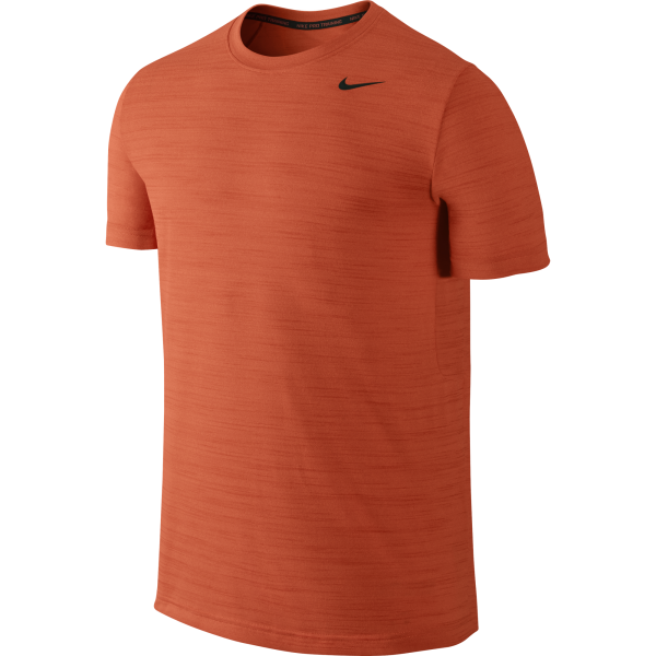 Nike Mens Dri-FIT Touch Crew S/S T-Shirt