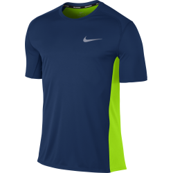 Mens Miler Short Sleeve Run Top