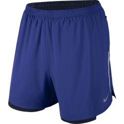 "Mens Phenom 2-in-1 5"" Short"