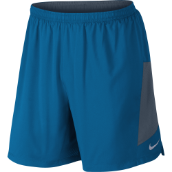 "Mens Pursuit 2-in-1 7"" Short"