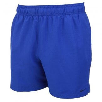Mens Solid Lap Swim Short