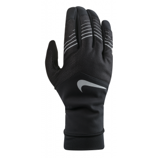 Men's Storm-Fit Hybrid Run Gloves