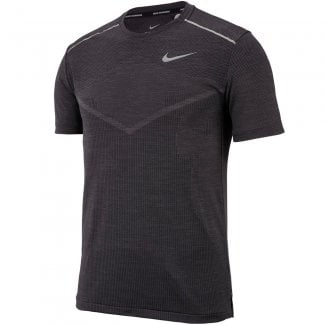 Mens Tech Knit Cool Ultra Short Sleeve T-Shirt