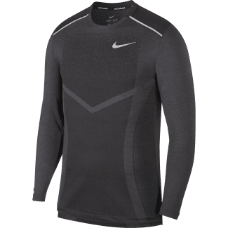 Mens TechKnit Ultra Long-Sleeve Running Top