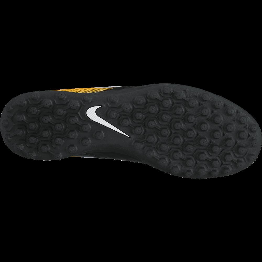 01343e27b Nike Men's TiempoX Rio IV TF in Black | Excell Sports UK