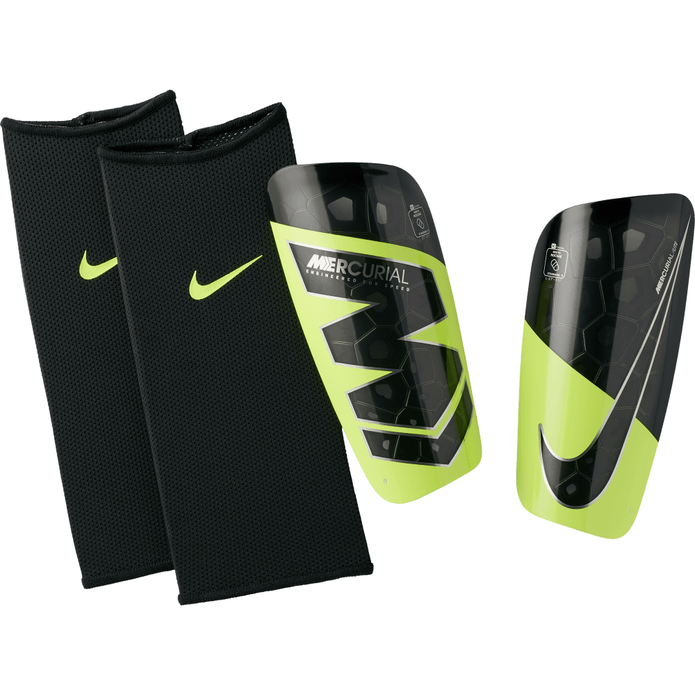 621dc1ec659d Nike Mercurial Lite Shin Guards - Nike from Excell Sports UK