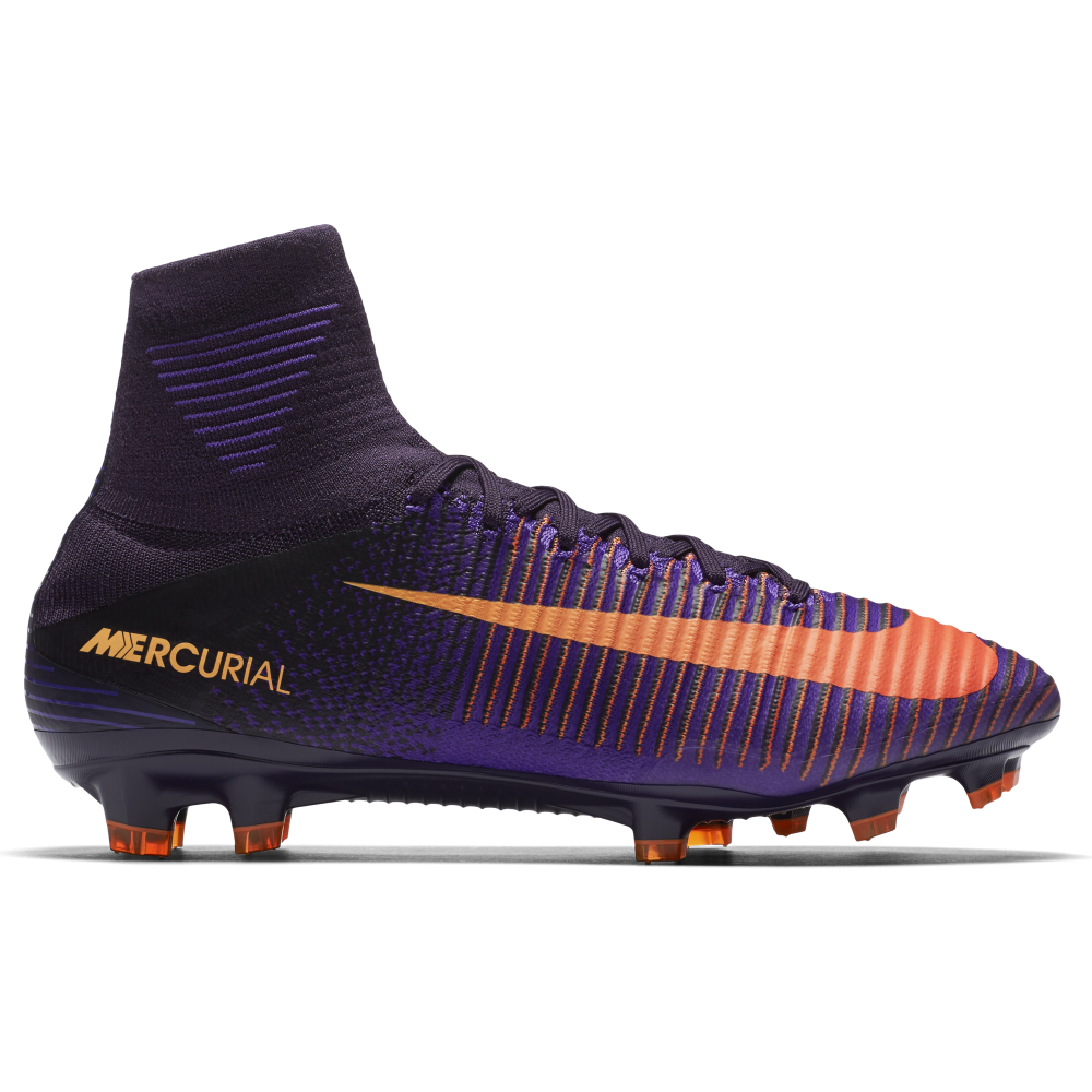 Nike Mercurial Gloves Amazon: Nike Mercurial Superfly V FG In Purple