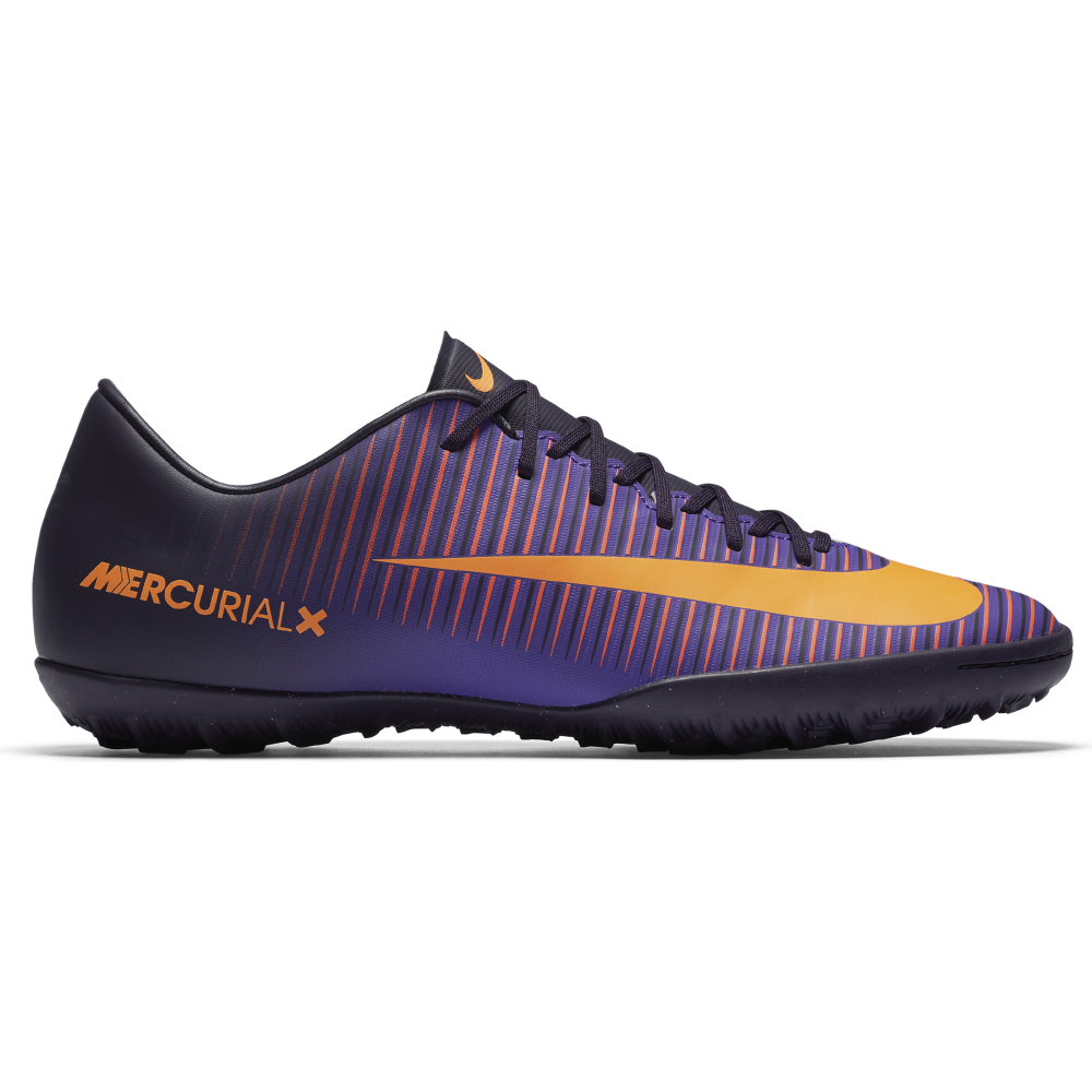 nike mercurial victory vi tf in purple excell sports uk. Black Bedroom Furniture Sets. Home Design Ideas