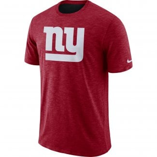 New York Giants Mens Slub Tee