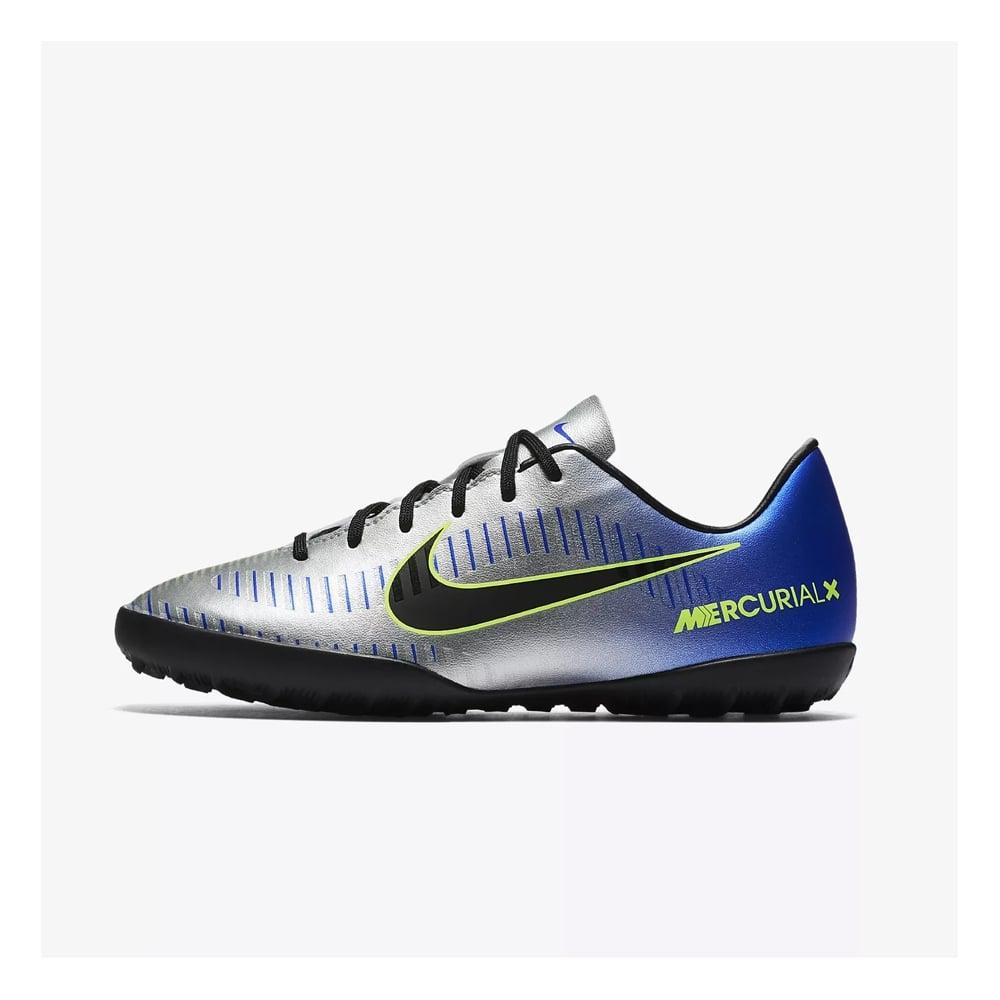 reputable site 07a2e 59efb Nike Kids' Neymar Jr. MercurialX Victory VI (TF) Artificial-Turf Football  Boot