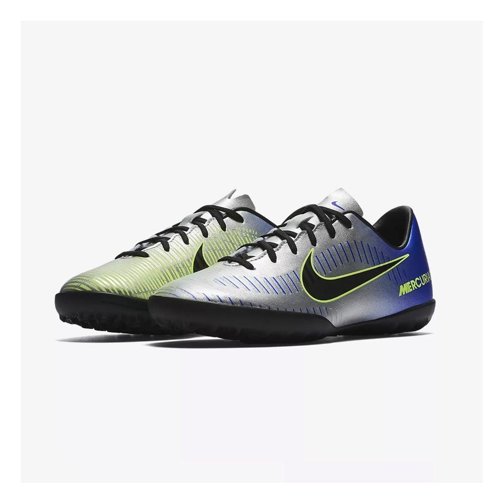 reputable site 96ad0 55a49 Nike Kids' Neymar Jr. MercurialX Victory VI (TF) Artificial-Turf Football  Boot
