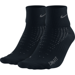 Nike 2-Pack Dri-FIT Lightweight Quarter Sock