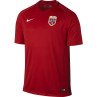 Nike Norway Home Mens Short Sleeve Jersey 2016/2017