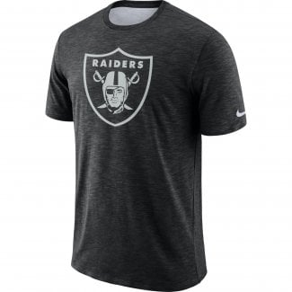 Oakland Raiders Mens Slub Tee
