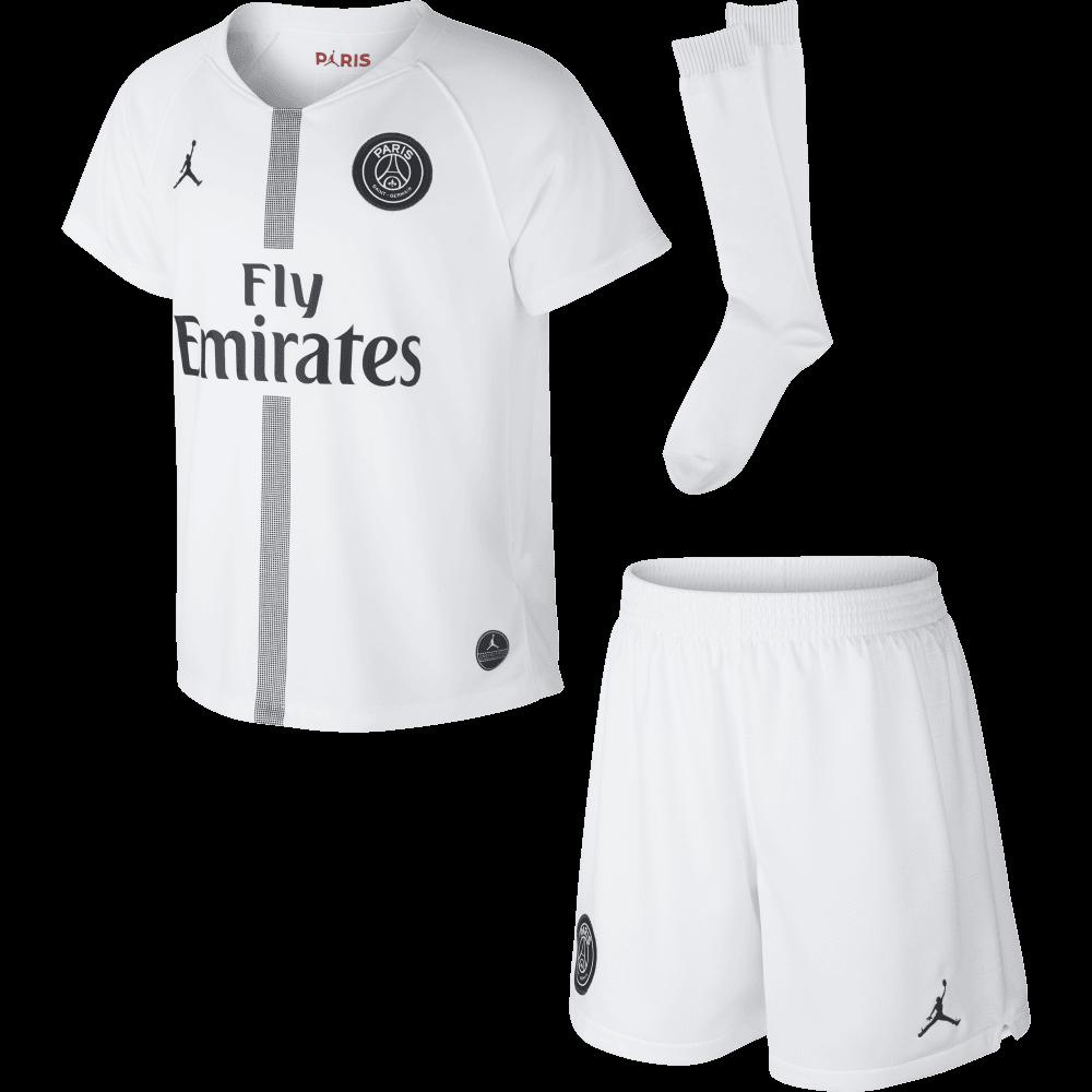 huge discount 5915c df1c7 Nike Paris Saint-Germain 3rd Mini Kit 2018/2019