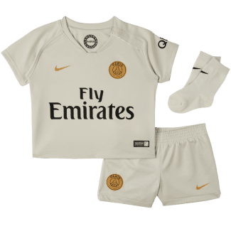 Paris Saint-Germain Away Baby Kit 2018/2019