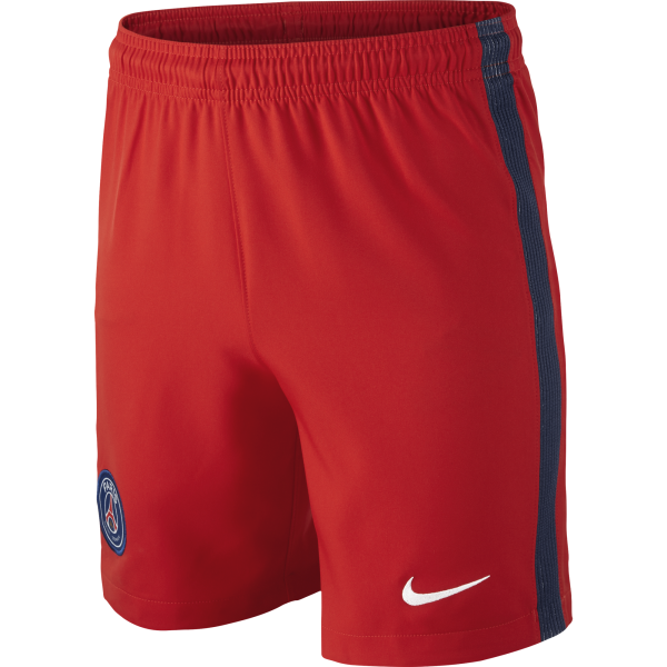 Nike Paris Saint-Germain Away Junior Short 2016/2017
