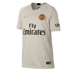 Paris Saint-Germain Away Junior Short Sleeve Jersey 2018/2019