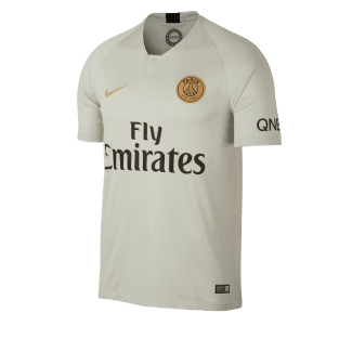 Paris Saint-Germain Away Mens Short Sleeve Jersey 2018/2019