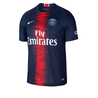 Paris Saint-Germain Home Mens Short Sleeve Jersey 2018/2019