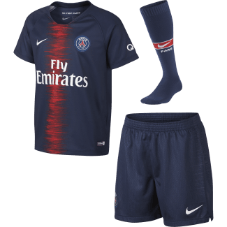 Paris Saint-Germain Home Mini Kit 2018/2019