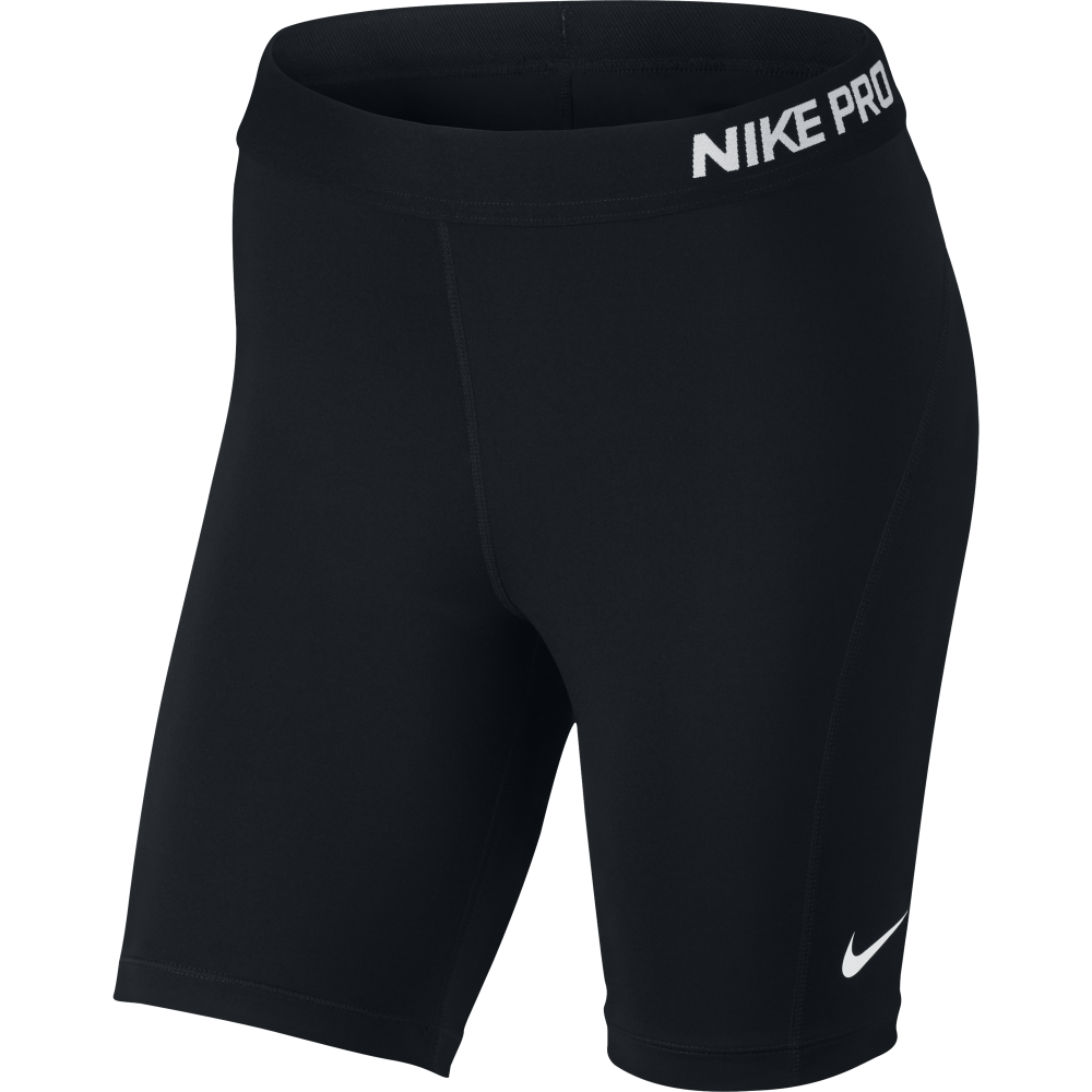 nike pro cool womens 7 short nike from excell sports uk. Black Bedroom Furniture Sets. Home Design Ideas