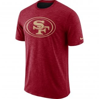 San Francisco 49ers Mens Slub Tee