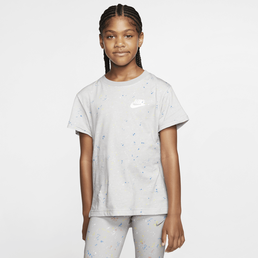 soltero Aplicar Factura  Nike Sportswear Girls T-Shirt - Juniors from Excell Sports UK