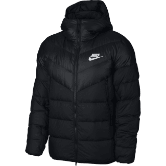 Sportswear Mens Down Fill Windrunner Hooded Jacket