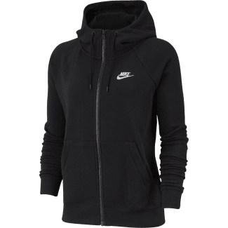 Sportswear Womens Essential Full-Zip Fleece Hoodie