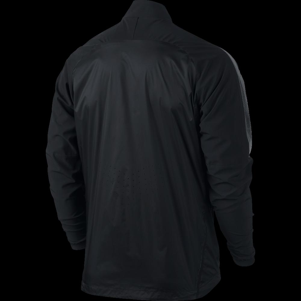 f56215b9d90e Nike Strike Woven Elite Jacket II in Black White