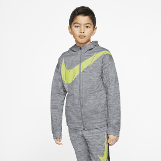 Therma Boys Full-Zip Training Hoodie