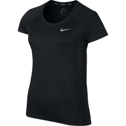 Womens Dry Miler Short Sleeve Top