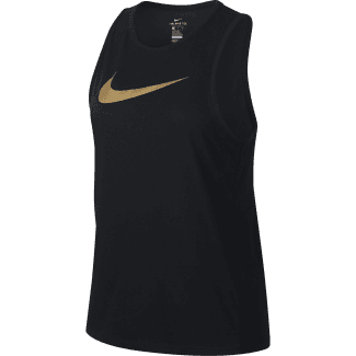 Womens Dry Tank Metallic Clash