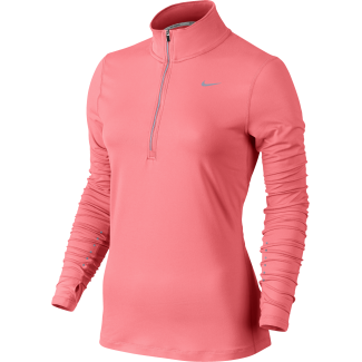 Womens Element 1/2 Zip Running Top