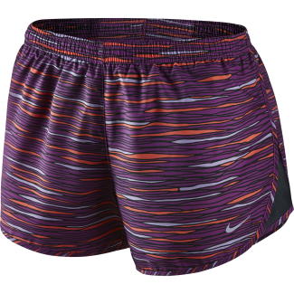 Womens Equilibrium Modern Tempo Running Short
