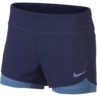 Womens Flex 2-in-1 Run Short