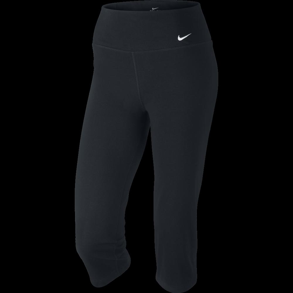 bf12c95cf2740c Nike Womens Legend 2.0 Slim Dri-FIT Cotton Capri in Black   Excell Sports UK
