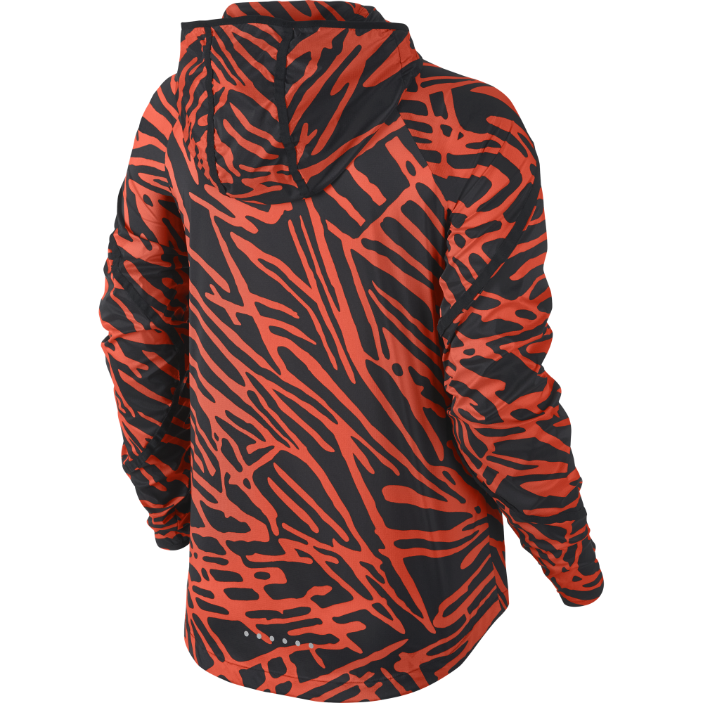 Nike Womens Palm Impossibly Light Jacket In Crimson