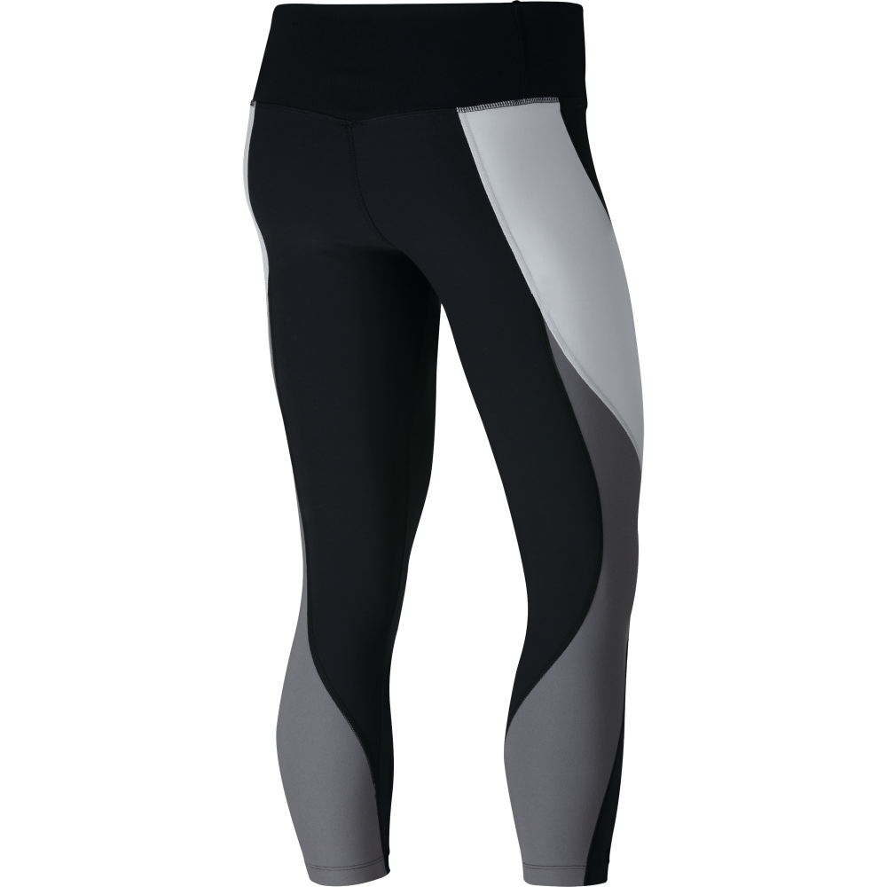 fb8f3f5a63aa4 Nike Women's Power Legend Training Crop in Black | Excell Sports UK