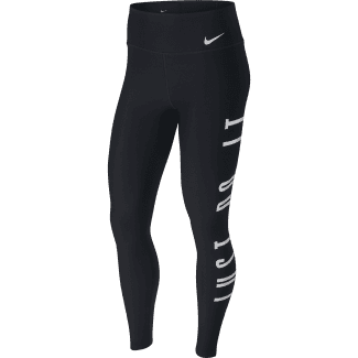 Womens Power Mid-Rise Graphic Training Tights