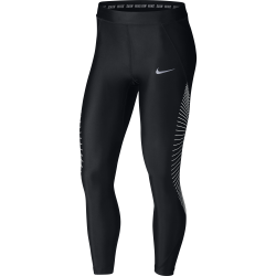 Women's Power Speed 7/8 Graphic Running Tights