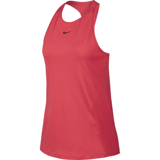 Womens Pro All Over Mesh Tank