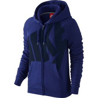 Womens Rally Exploded Full-Zip Hoody