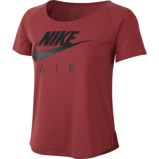 Womens Short-Sleeve Running T-Shirt