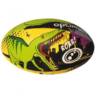Dino City Rugby Ball - Midi