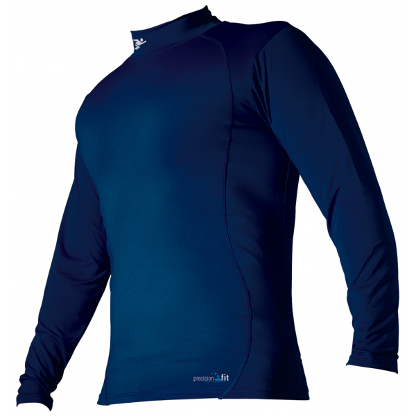 Precision Long Sleeve Turtle Neck Baselayer