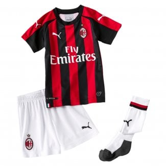 AC Milan Home Mini Kit 2018/2019