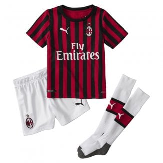 AC Milan Home Mini Kit 2019/2020